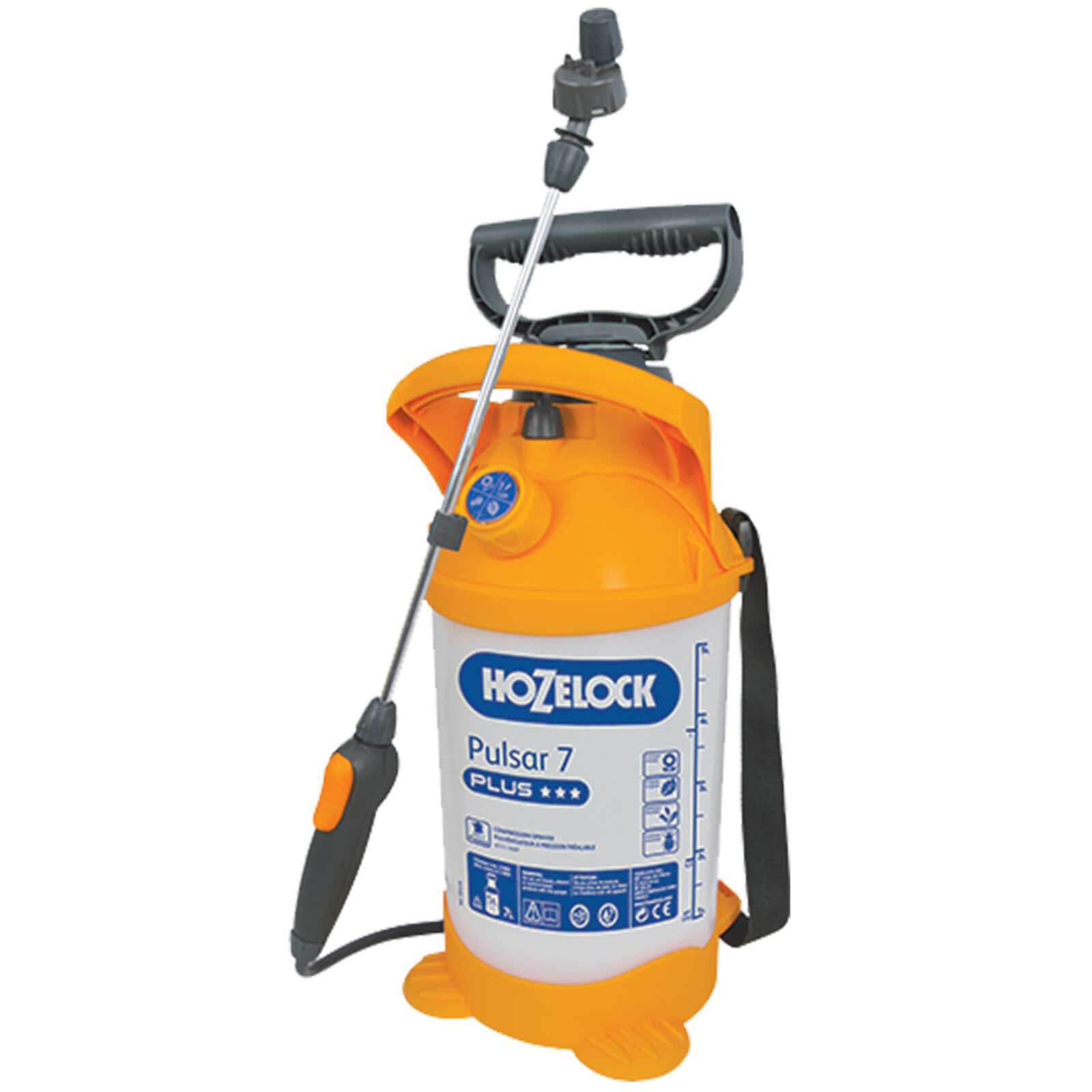 Hozelock PULSAR PLUS Water Pressure Sprayer 7l