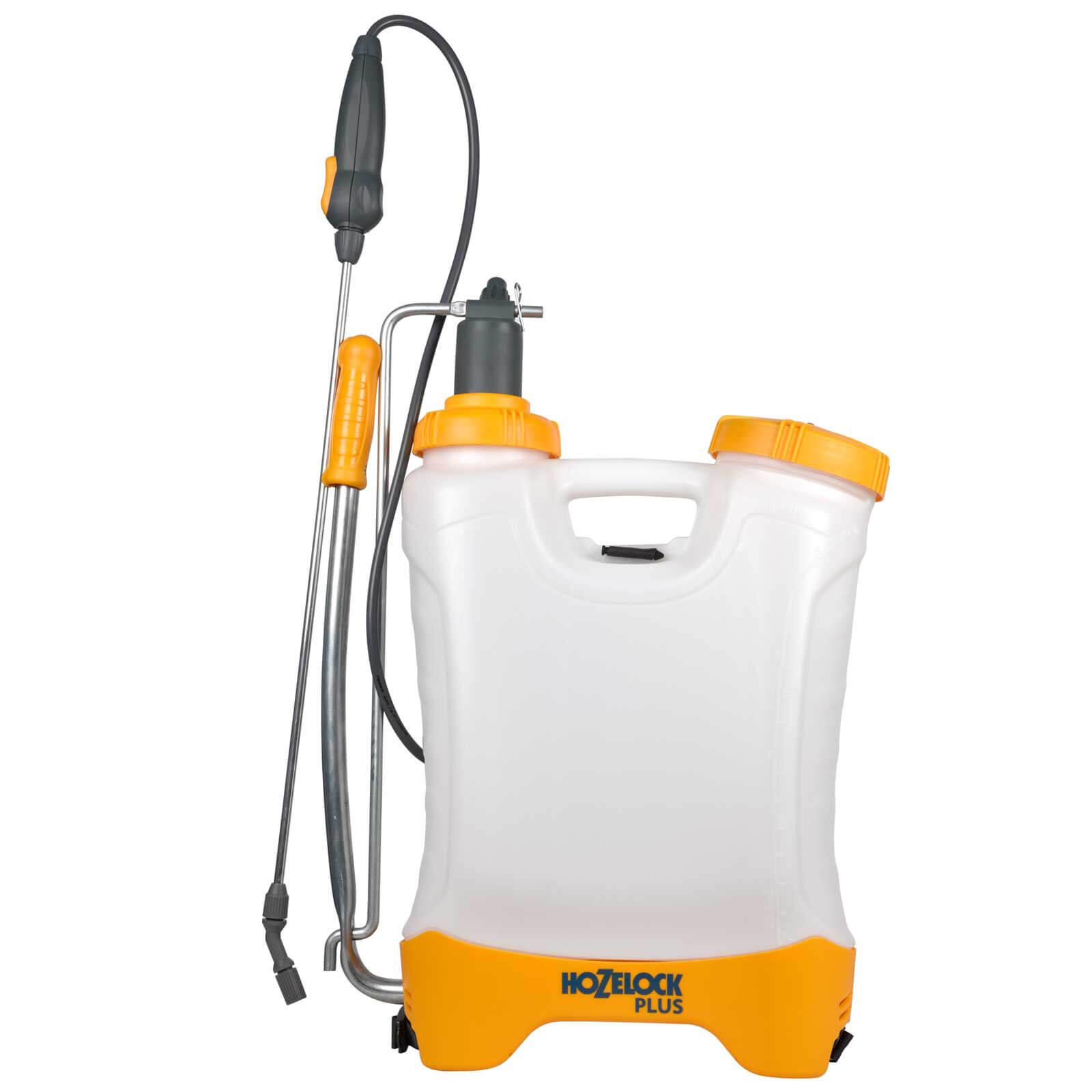 Hozelock PULSAR PLUS Comfort Knapsack Water Pressure Sprayer 16l