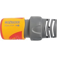 Hozelock AquaStop Flexible Hose Pipe Connector