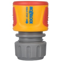 Hozelock Soft Touch Waterstop Hose Pipe End Connector