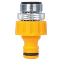 Hozelock Aerator Head M24 Male Threaded Tap Hose Pipe Connector