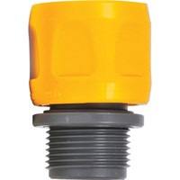 Hozelock Flat and Spiral Hose Pipe Adaptor