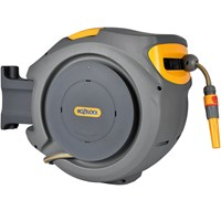 Hozelock Wall Mounted Auto Hose Reel