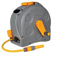 Hozelock Compact Enclosed Floor Standing Hose Reel