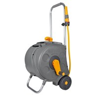 Hozelock Enclosed Hose Reel Cart