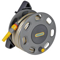 Hozelock Compact Wall Mounted Hose Reel