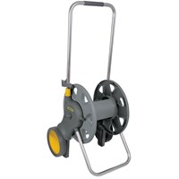 Hozelock Empty Large Wheel Hose Reel Cart