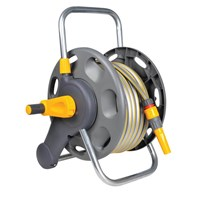 Hozelock Floor and Wall Mounted Hose Reel