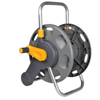 Hozelock Empty Floor & Wall Mounted Hose Reel