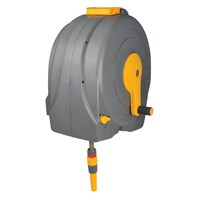 Hozelock Wall Mounted Fast Hose Reel