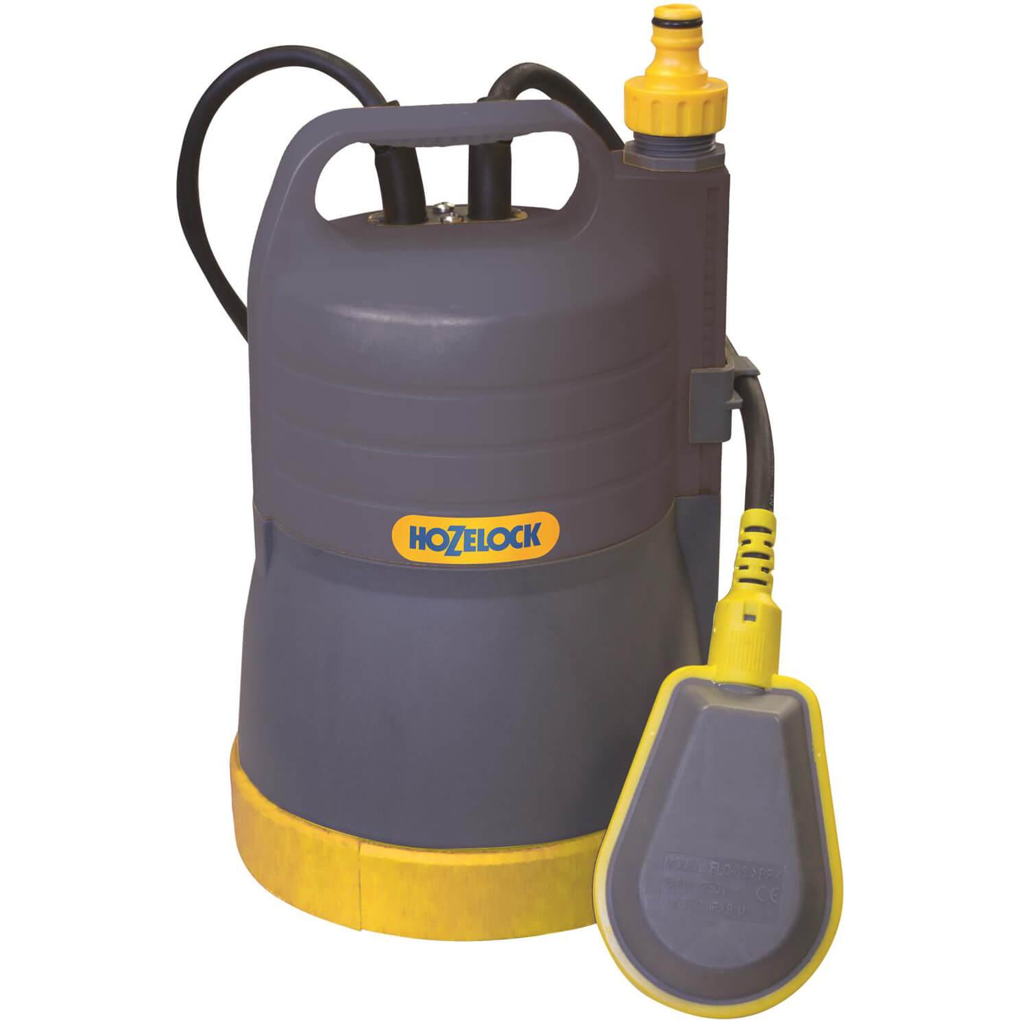 Hozelock 2826 Submersible Dirty Water Pump 240v