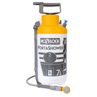 Hozelock Portashower Muddy Dog Water Shower