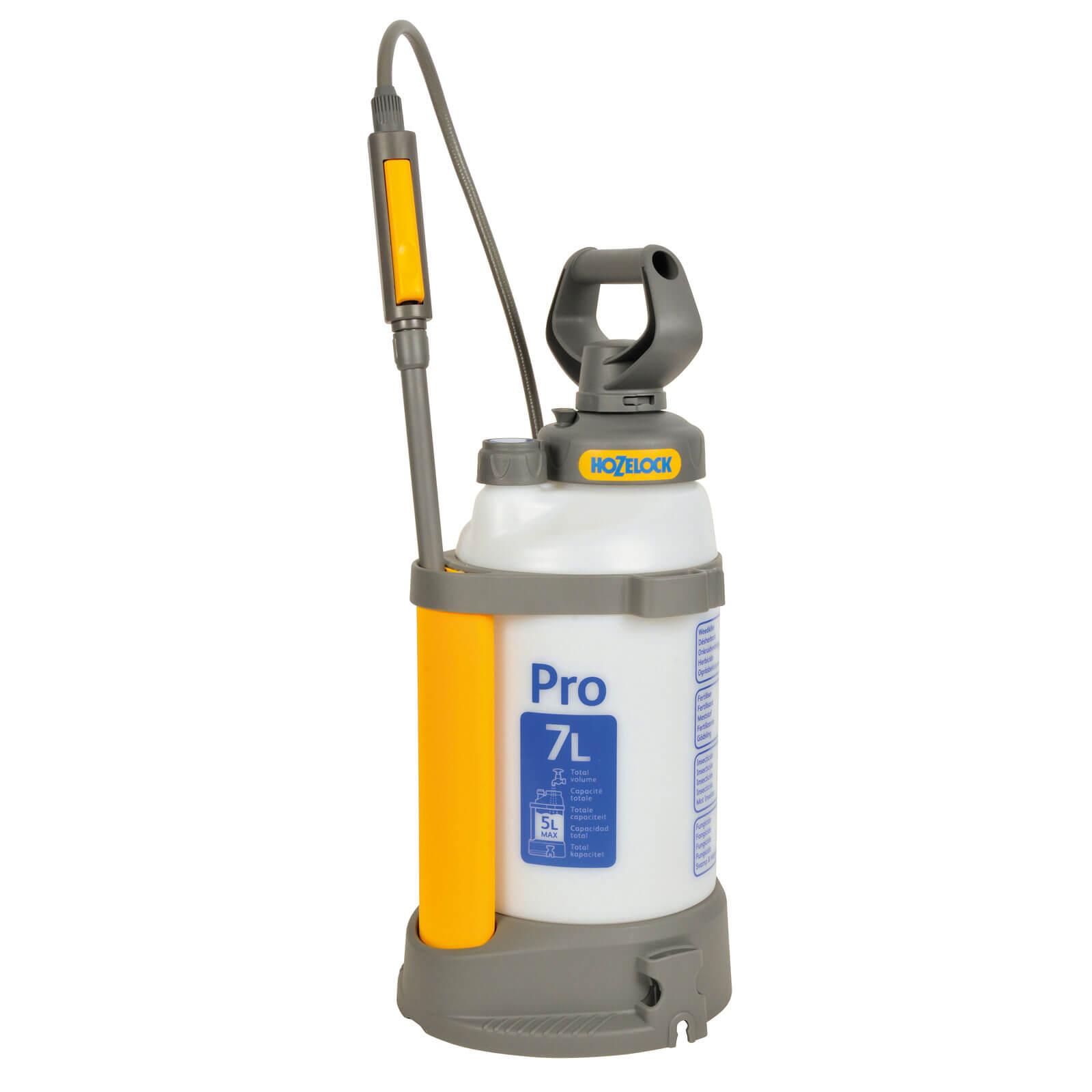Hozelock Plus Pressure Water Sprayer 5l
