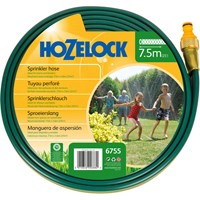 Hozelock Flat Water Sprinkler & Soaker Hose Pipe
