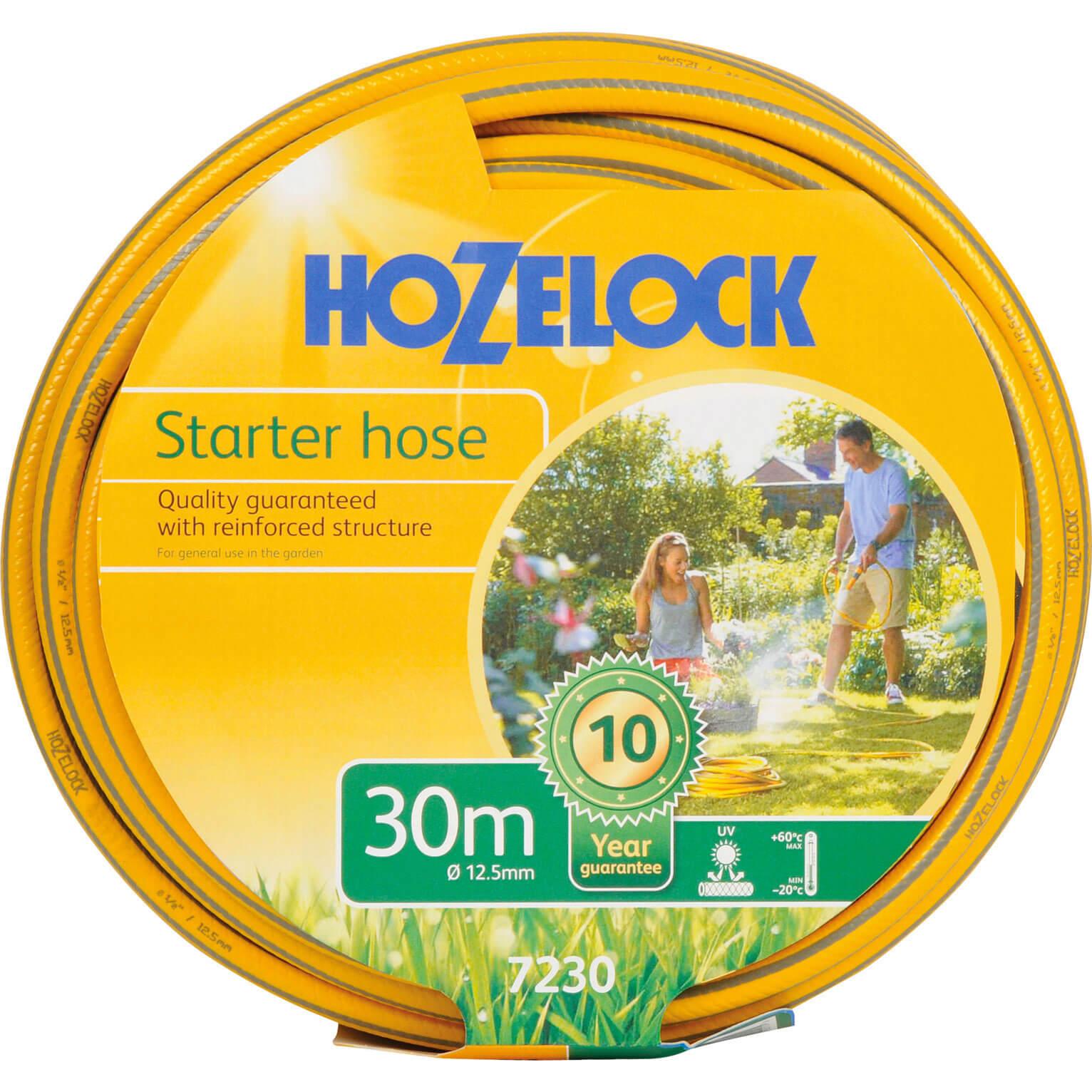 ZZZ Hozelock Starter Hose Pipe Set
