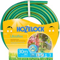 Hozelock Ultraflex Anti Kink & Anti Twist Hose Pipe