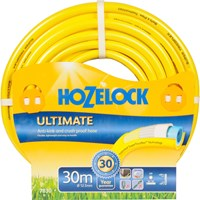 Hozelock Ultimate Anti Kink Crush Proof Hose Pipe