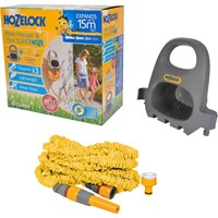 Hozelock Superhoze and Hose Hanger Set