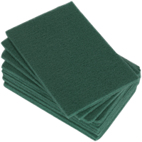 Sealey Abrasive Hand Pads