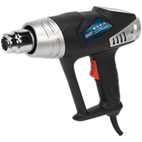 Sealey Hot Air Heat Gun Kit