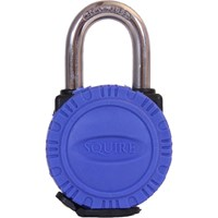 Henry Squire Marine Stainless Steel Padlock
