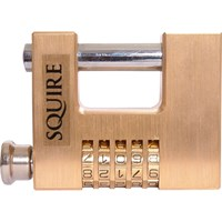 Henry Squire Hi-Security Shutter Combination Padlock