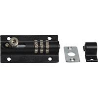 Henry Squire 3 Wheel Recodeable Combination Bolt Lock