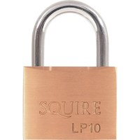 Squire Leopard Series Brass Padlock