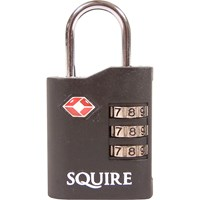 Henry Squire Tsa Approved Recodable Combination Padlock