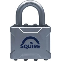 Henry Squire Vulcan Boron Shackle Padlock