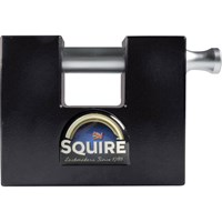 Henry Squire Stronghold Container Block Padlock Keyed Alike