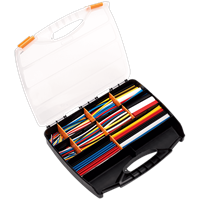 Sealey 590 Piece Heat Shrink Tubing Assortment