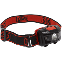 Sealey 3 LED Head Torch