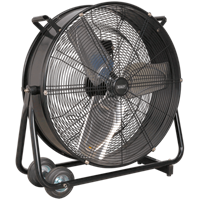 Sealey HVD Series Industrial High Velocity Floor Drum Fan