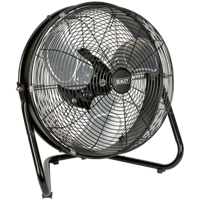 Sealey Industrial High Velocity Fan with Internal Oscillation