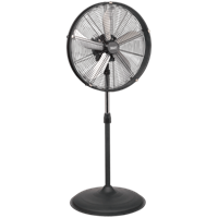 Sealey HVF20PO Industrial High Velocity Oscillating Pedestal Fan