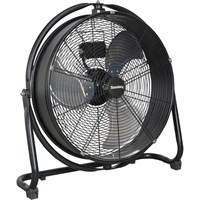 Sealey HVF Series Industrial High Velocity Orbital Drum Fan