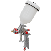 Sealey HVLP01 Gravity Feed Air Spray Gun