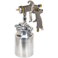 Sealey HVLP02 Suction Feed Air Spray Gun