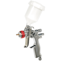 Sealey HVLP736 Gravity Feed Air Spray Gun