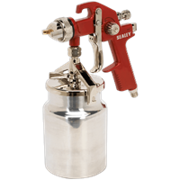 Sealey HVLP740 Suction Feed Air Spray Gun