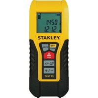 Stanley TLM 99 True Distance Laser Measure 30m Range