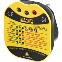 Stanley Intelli Tools Fatmax Wall Plug Tester