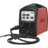 Sealey INVMIG200 Inverter for MIG, TIG and MMA Welding