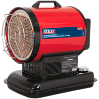 Sealey IR20 Paraffin & Diesel Infrared Space Heater