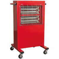 Sealey Infrared Cabinet Heater