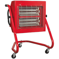 Sealey IR153 Infrared Electric Heater