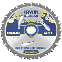 Irwin Weldtec Construction Saw Blade