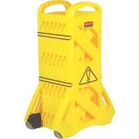 Irwin Portable Folding Warning Barrier