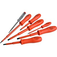 ITL 7 Piece Insulated Screwdriver Set